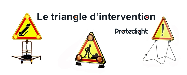Le Triangle Triflash d'intervention